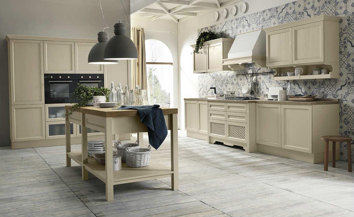 Emejing Come Arredare Una Cucina In Stile Shabby Chic Images ...