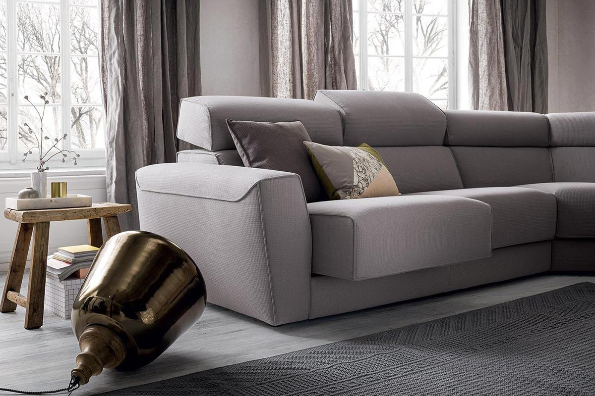divano ajar - casastore salerno - Divani Con Seduta Allungabile
