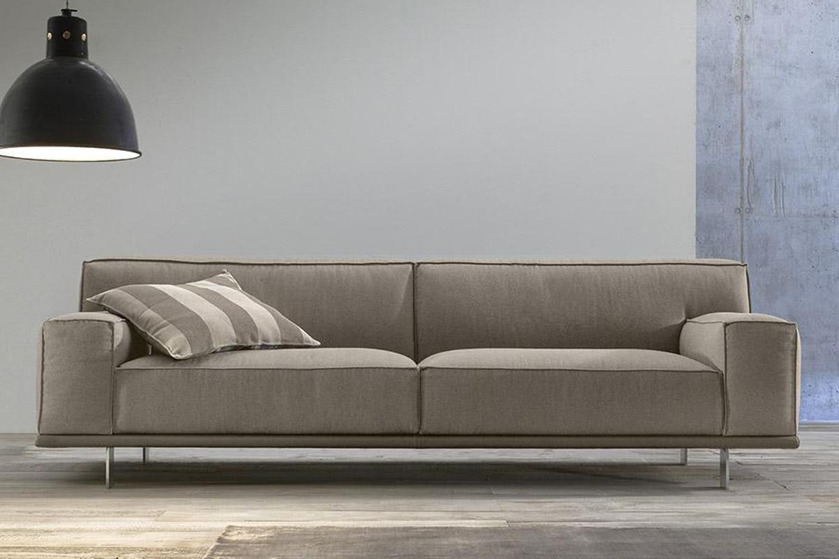 Divano di design a 3 posti maxi - Divani design Moderno CasaStore Salerno.
