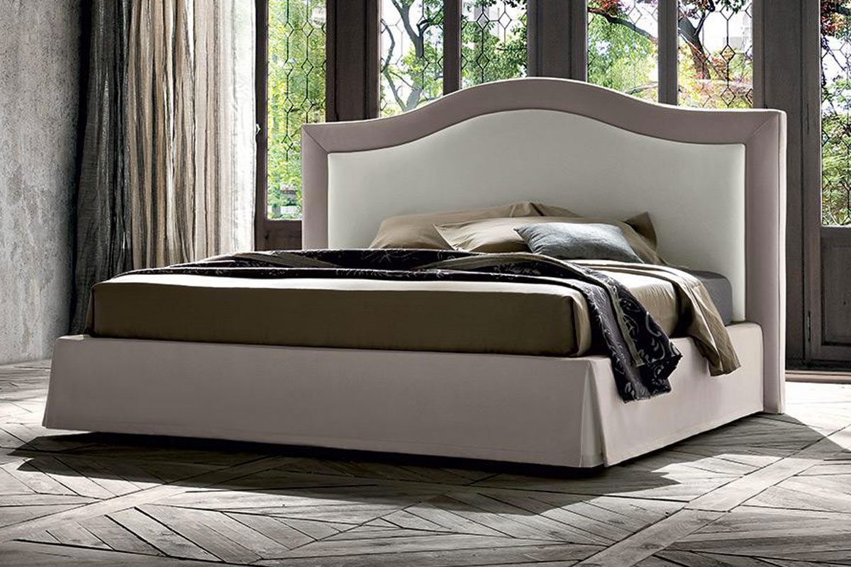 Letto oscar casastore salerno for Letti fantastici