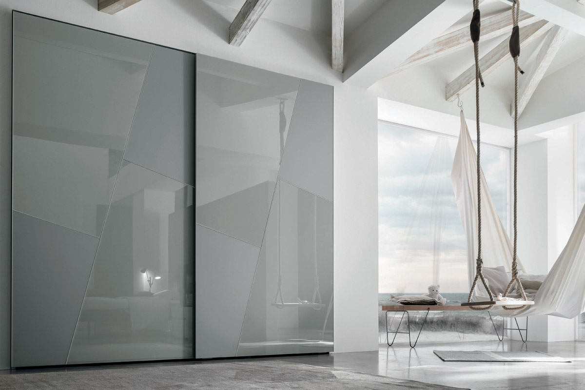 Armadio-KROSS-Anta-scorrevole-vetro-Armadi-design-moderno-CasaStore-Salerno