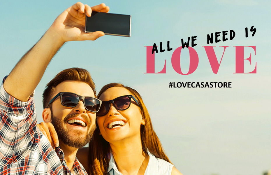 Offerta Arredamenti Salerno - Promo San Valentino 2017 CasaStore Arredamenti