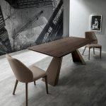 Tavolo-allungabile-in-legno-e-metallo-SLIDE-design-moderno-CasaStore-Salerno-2