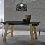 Tavolo-allungabile-in-vetro-e-legno-massello-HORNET-CasaStore-Salerno-1