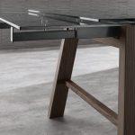 Tavolo-allungabile-in-vetro-e-legno-massello-HORNET-CasaStore-Salerno-3