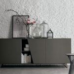 Madia Diagonal Tomasella-Madie e credenze design moderno-CasaStore Salerno