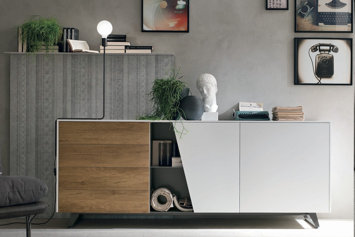 madie e credenze design moderno casastore salerno