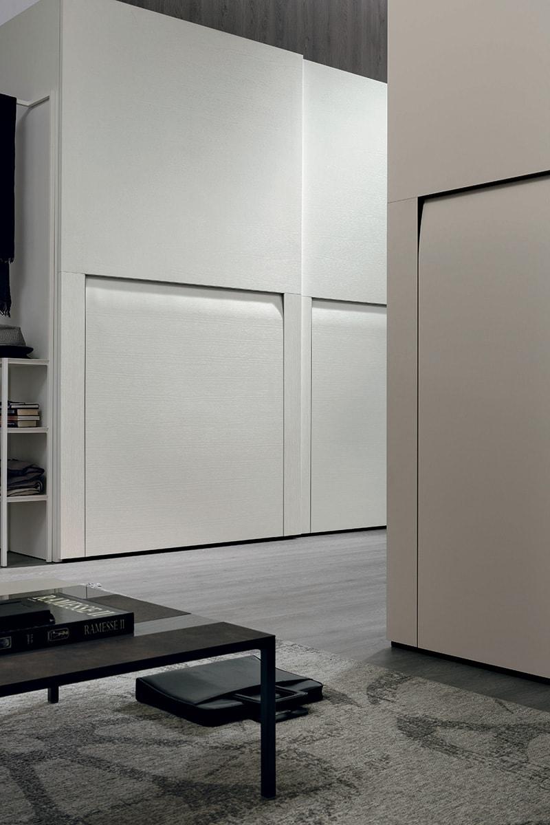 Armadi design moderno mobili camera da letto design - Armadi design moderno ...