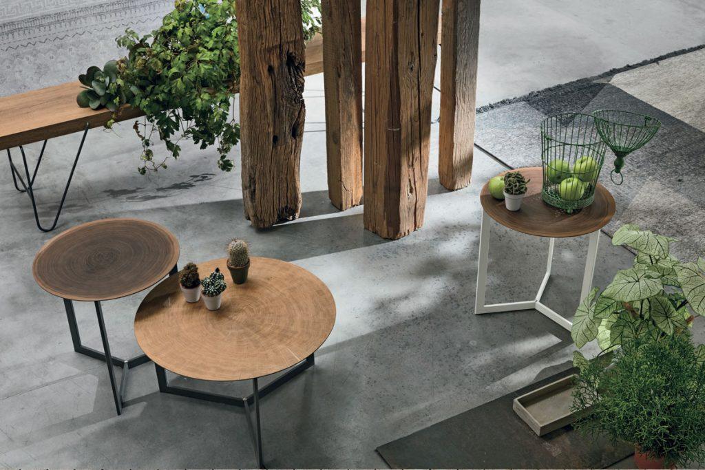 Tavolino Joy Wood Tomasella - Arredamento e complementi d'arredo a Salerno.