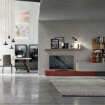 Composizione-Soggiorno-A060-Pareti-Attrezzate-e-Mobili-per-il-living-a-Salerno-CasaStore
