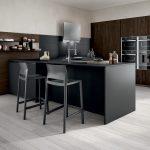 Cucina-compatta-banco-penisola,-piano-snack-e-colonne-CU-ZS-03-CasaStore-Salerno-3