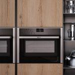 Cucina-con-isola-colonne-e-piano-snack-rovere-biondo-CU-ZS-02-CasaStore-Salerno-4