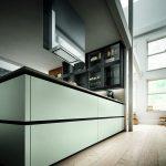 Cucina con penisola e boiserie-CU-ZS-05-CasaStore Salerno-3