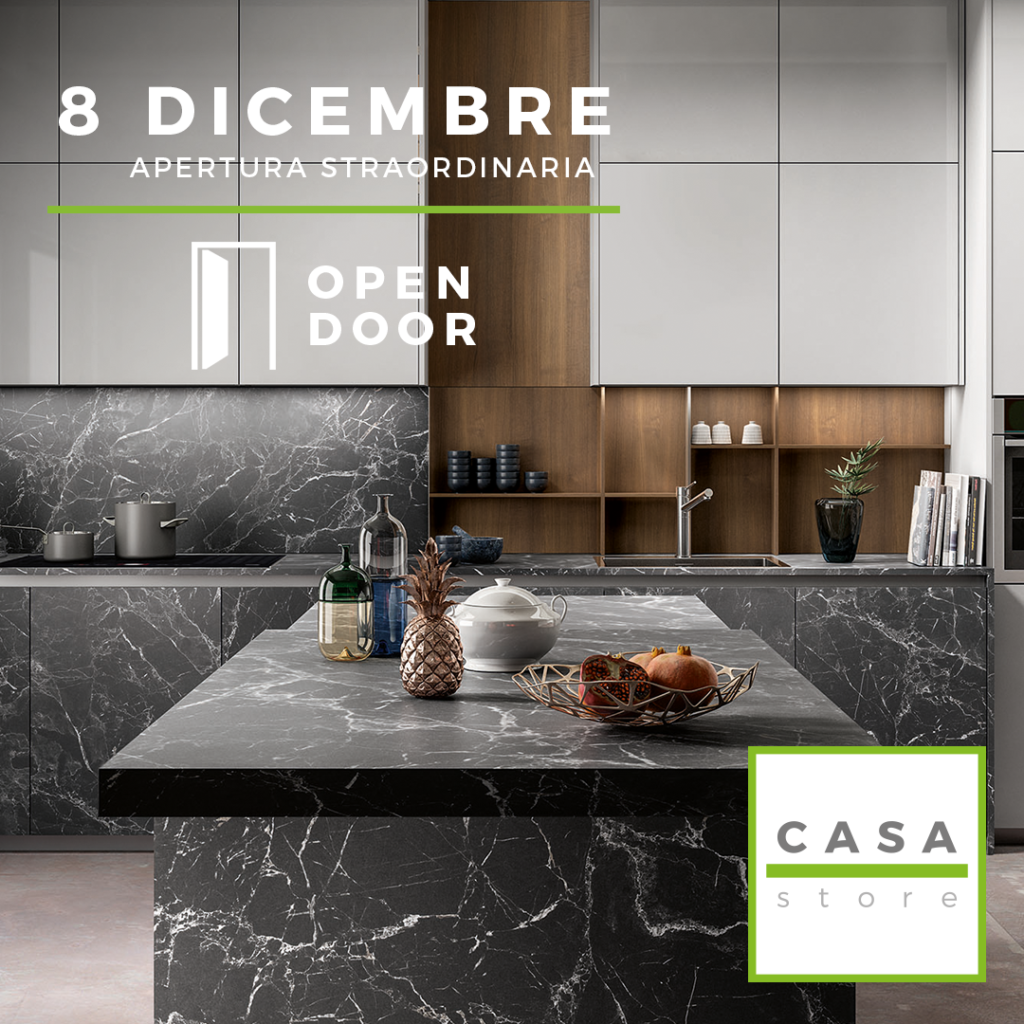 Apertura Straordinaria CasaStore Salerno