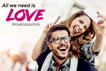 Acquista i tuoi mobili e ricevi sempre un fantastico omaggio - Offerta Arredamenti Salerno - Promo San Valentino 2018 by CasaStore