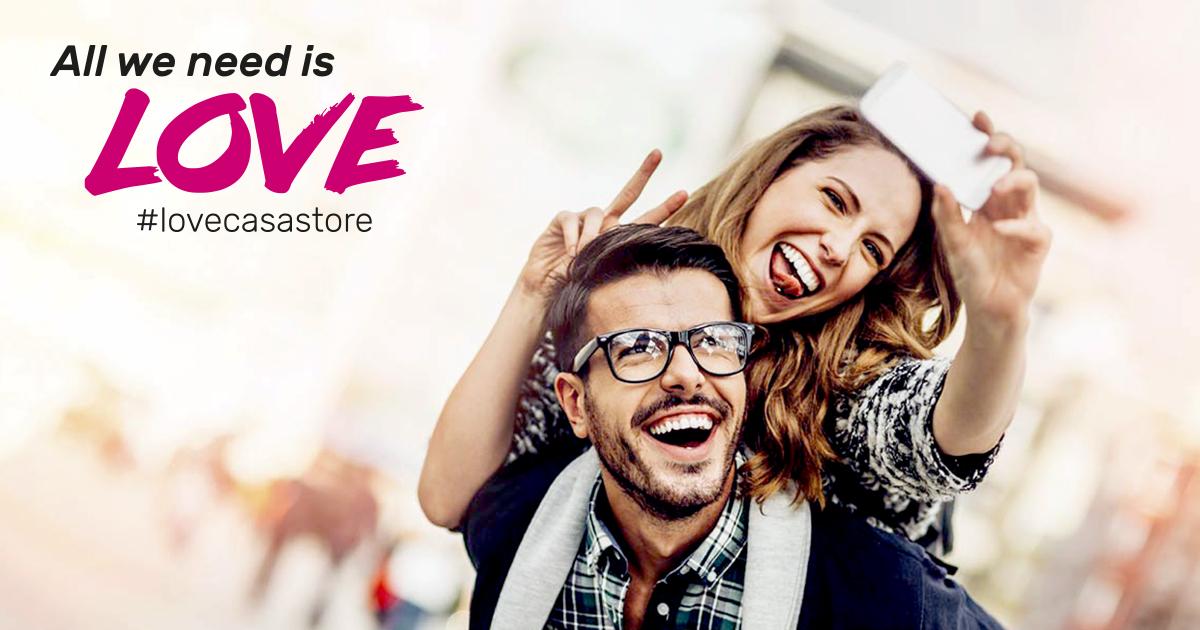 Promo san valentino 2018 offerta arredamenti casastore for Siniscalchi salerno arredo casa