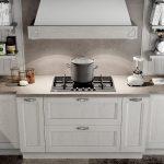 Cucina-Shabby-Chic-con-isola-legno-bianco-CasaStore-Salerno-2