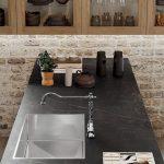 Cucina-Shabby-Chic-con-penisola-e-pensili-vetrina-CasaStore-Salerno-5