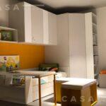 0b-Cameretta-ponte-armadio-zona-studio-Sconto-50-Camerette-Bambini-Offerta-Salerno