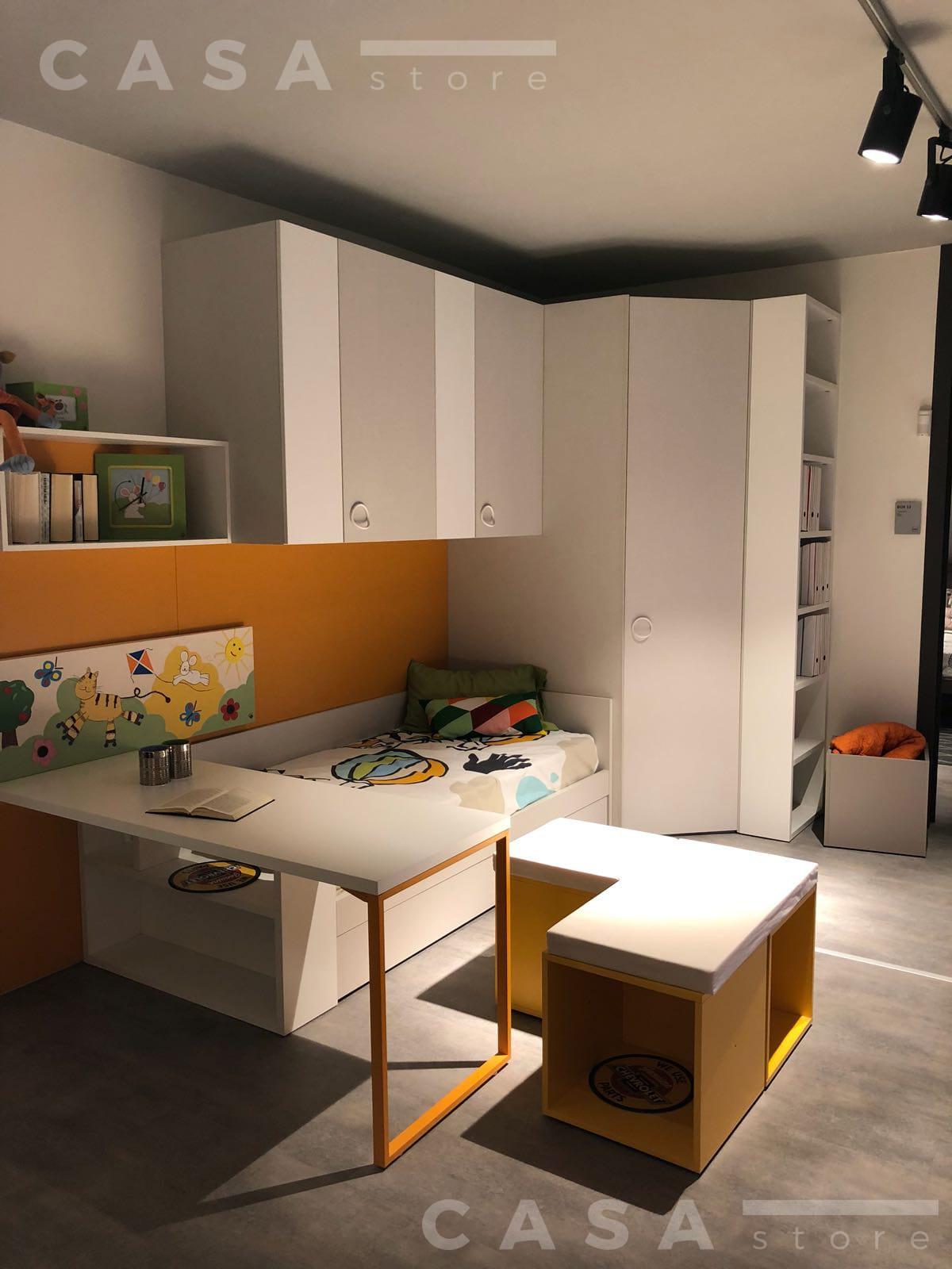 2b-Cameretta-ponte-armadio-zona-studio-Sconto-50-Camerette-Bambini ...