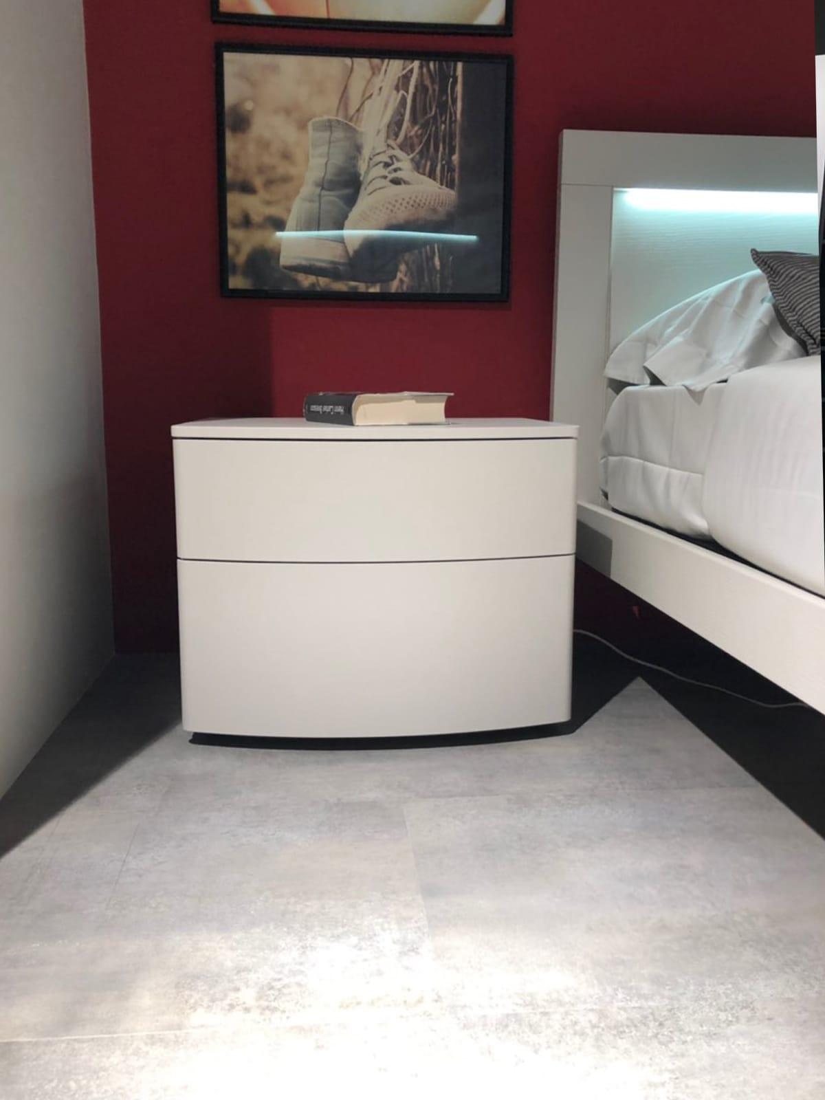 Camera da letto kryzia sconto 50 arredamento in offerta salerno - Acquisto camera da letto ...