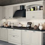 Cucina-Lineare-Stile-Contemporaneo-CasaStore-Salerno-2