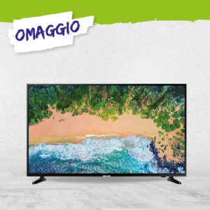 Smart TV Samsung in omaggio - Promo 4You Samsung - CasaStore Arredamenti Salerno