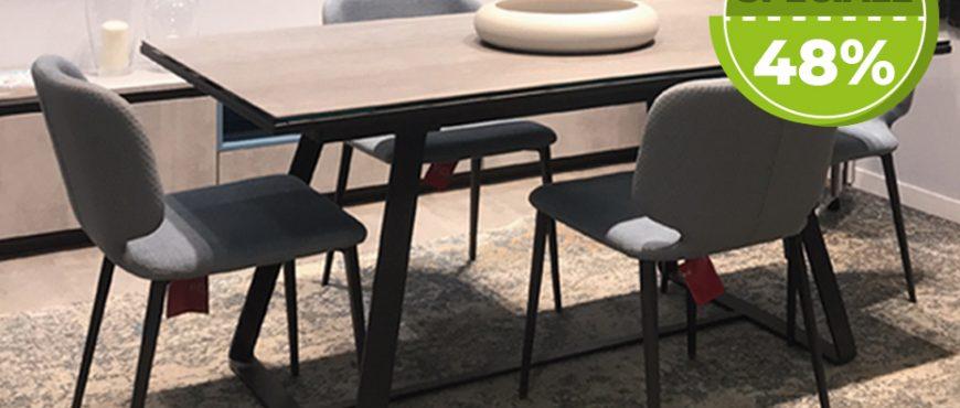 Offerta-Tavolo-Alfred-Midj-Sconto-per-Rinnovo-Esposizione-Arredamenti-CasaStore-Salerno