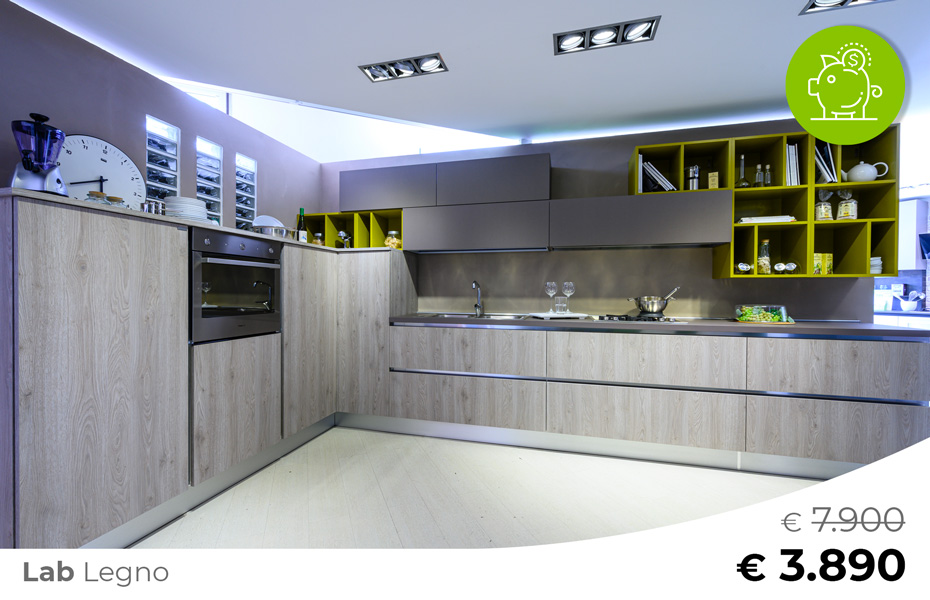Cucina-angolare-pensili-fenix-LAB-LEGNO-Sconto-50%-per-rinnovo-esposizione-CasaStore-Arredamenti-Salerno